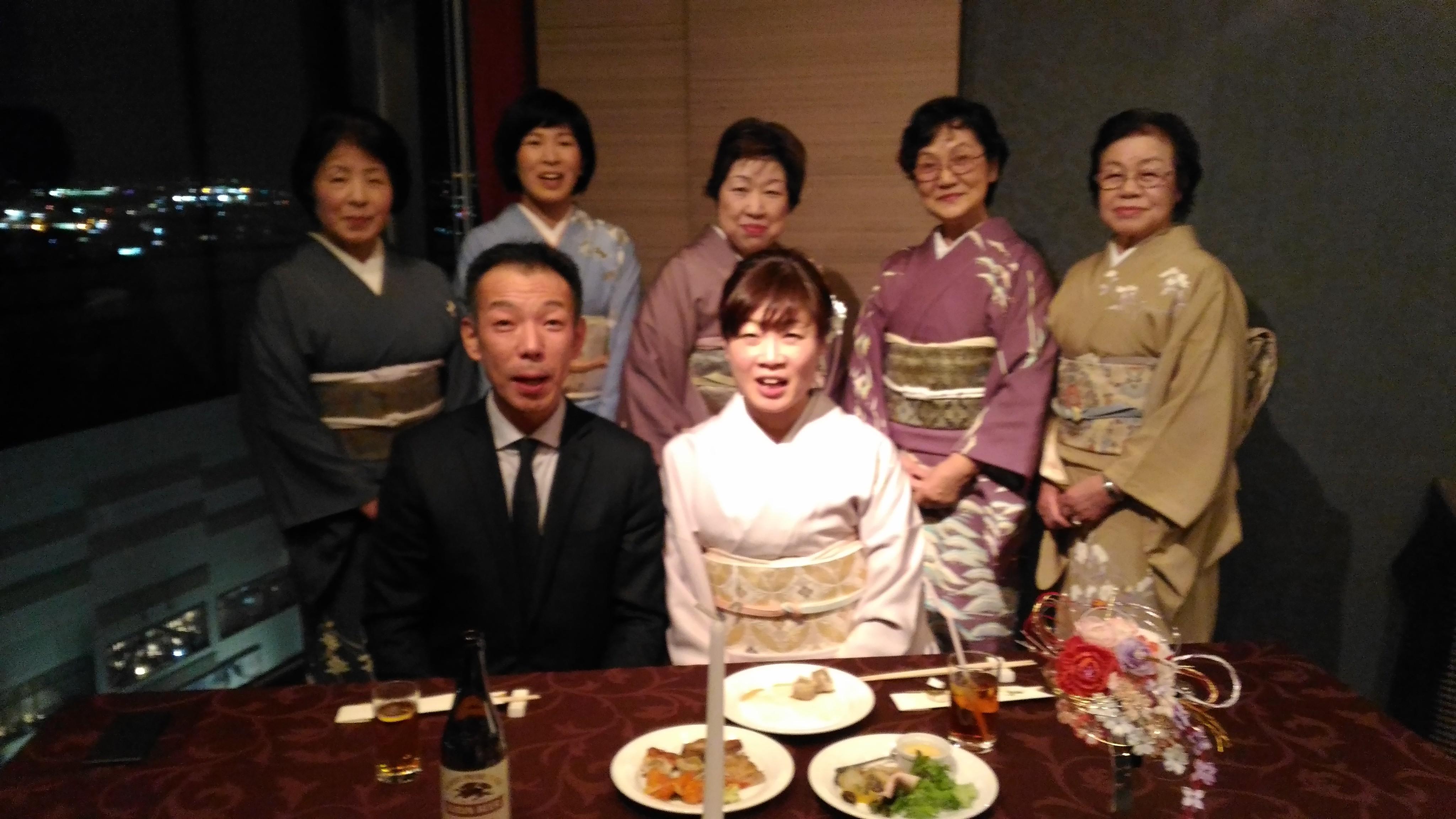 20170325_kacoちゃん結婚おめでとう