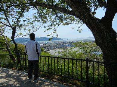 日和山・鹿島神社から石巻を2012