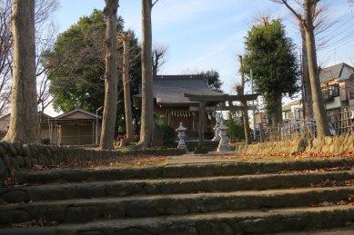 天王宮・八雲神社