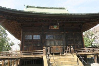 円融寺・釈迦堂