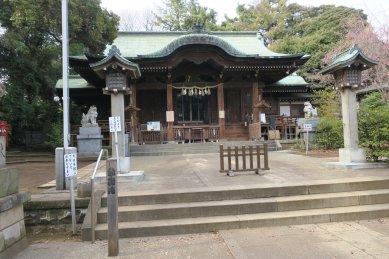 玉川神社(元熊野神社)
