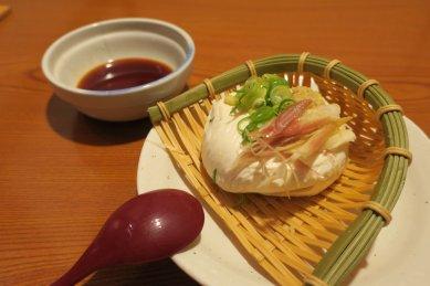 京都三条寄せ豆腐@690円