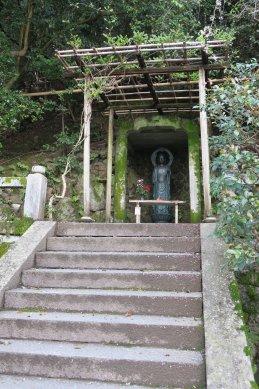 法然院・地蔵菩薩像