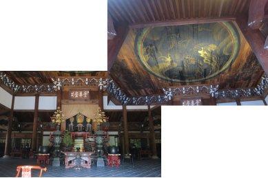 南禅寺法堂内部