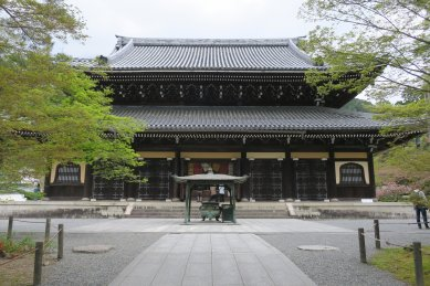 南禅寺・法堂