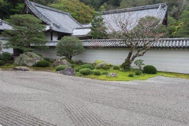 方丈庭園by遠州