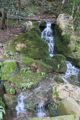 南禅院・滝口の石組