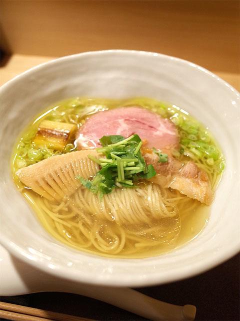 170114山雄亭-塩らぁ麺