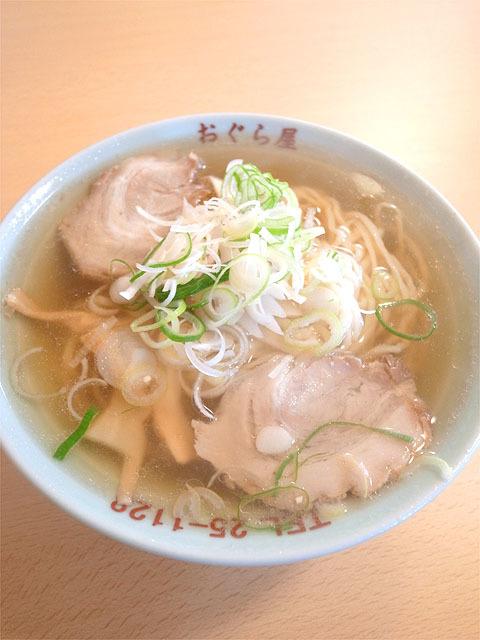 160430麺s SHOP おぐら屋-ラーメン