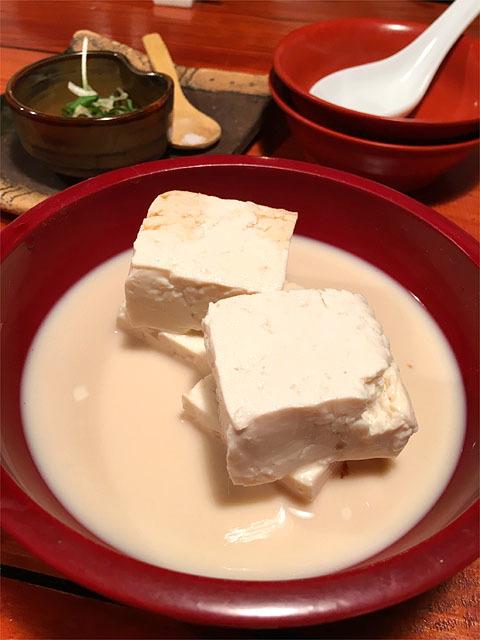 150501会津田舎家-温泉豆腐