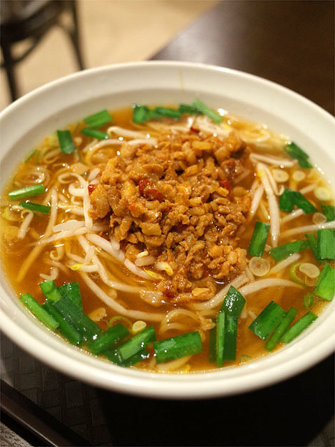 170216ラーメン金太郎-台湾ラーメン醤油