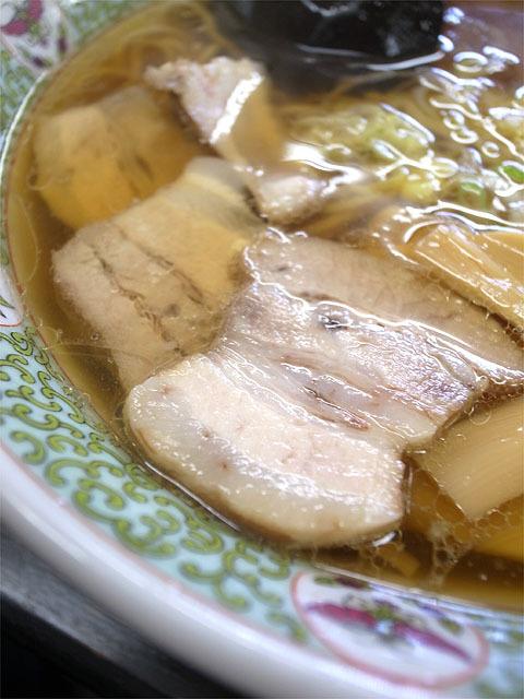 160503のんき食堂-ラーメン・肉