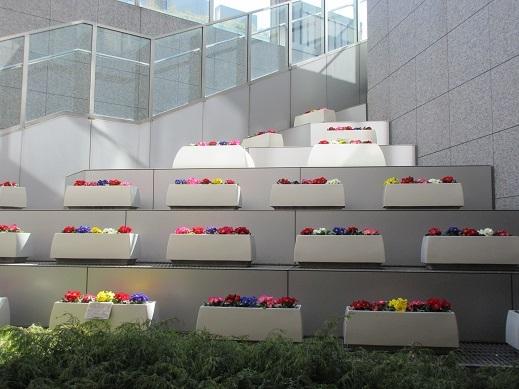 ミッドランド花飾り