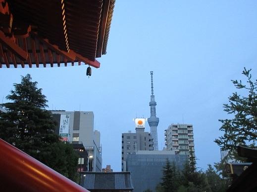 東京浅草・スカイツリー