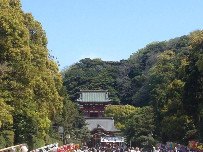 鶴岡八幡宮 (3)(1)