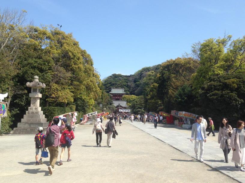 鶴岡八幡宮 (4)(1)