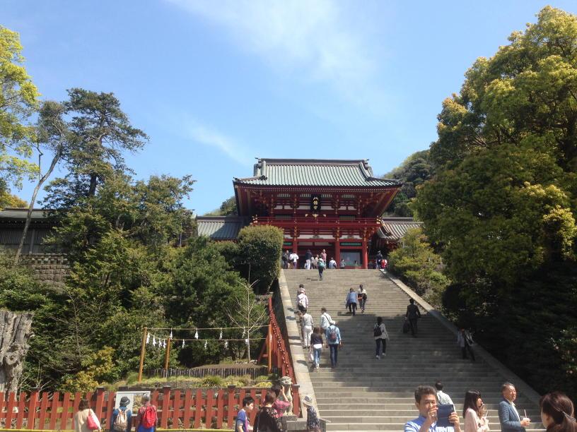 鶴岡八幡宮 (5)(1)