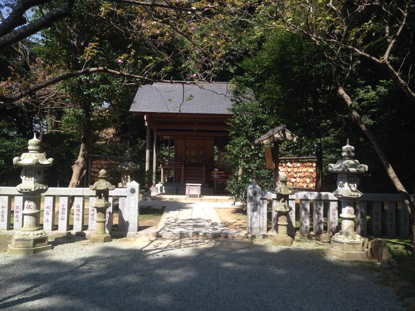 蔦原岡神社 (8)(1)