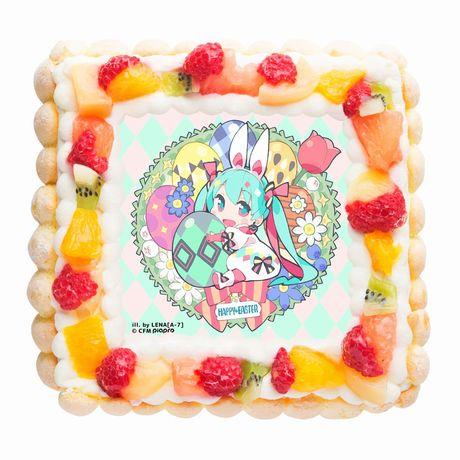 イースターデザインケーキ