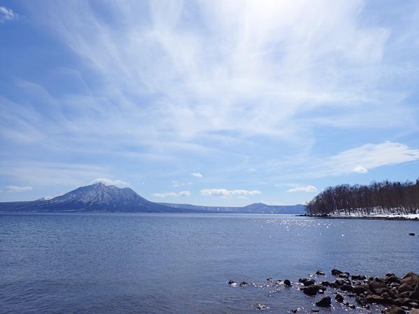 支笏湖残雪04