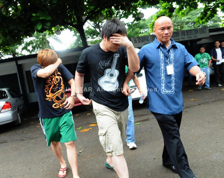 チョンがセブ島で日本人女性を集団強姦
