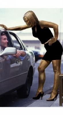 チョン売春婦像