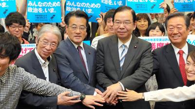 民共合作+小沢20