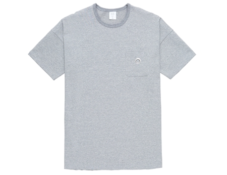 MGK-CS15 EYELET POCKET MODERN TEE GREY_R