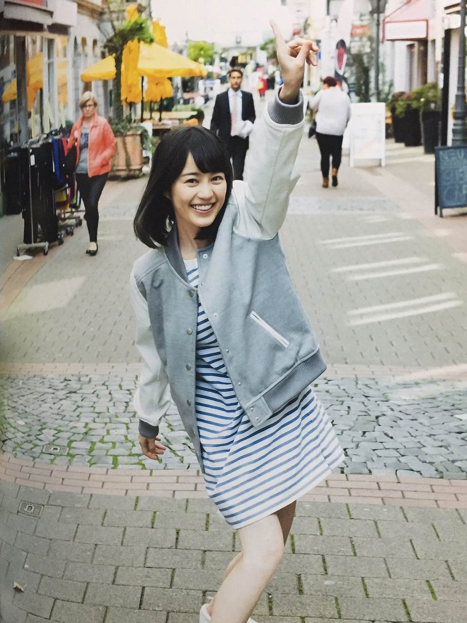 乃木坂46の生田絵梨花