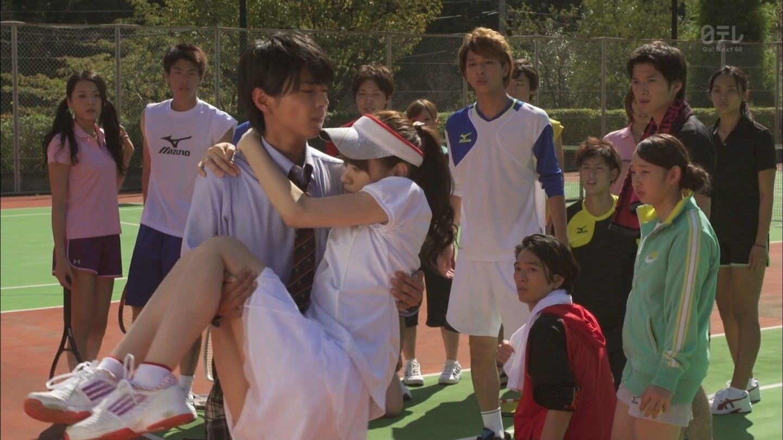ドラマ「49」、佐藤勝利にお姫様抱っこされる西野七瀬