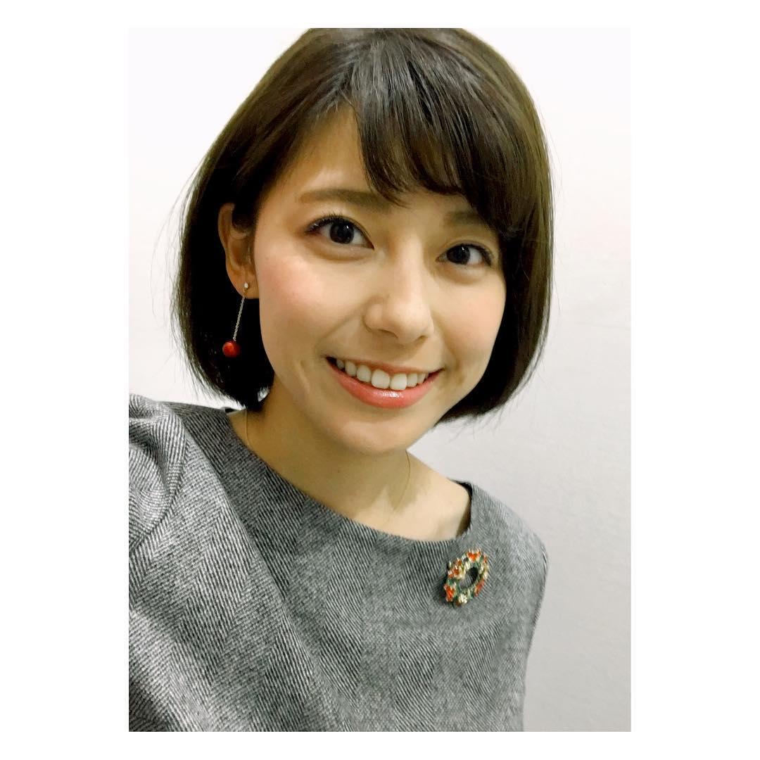 TBSの上村彩子アナ