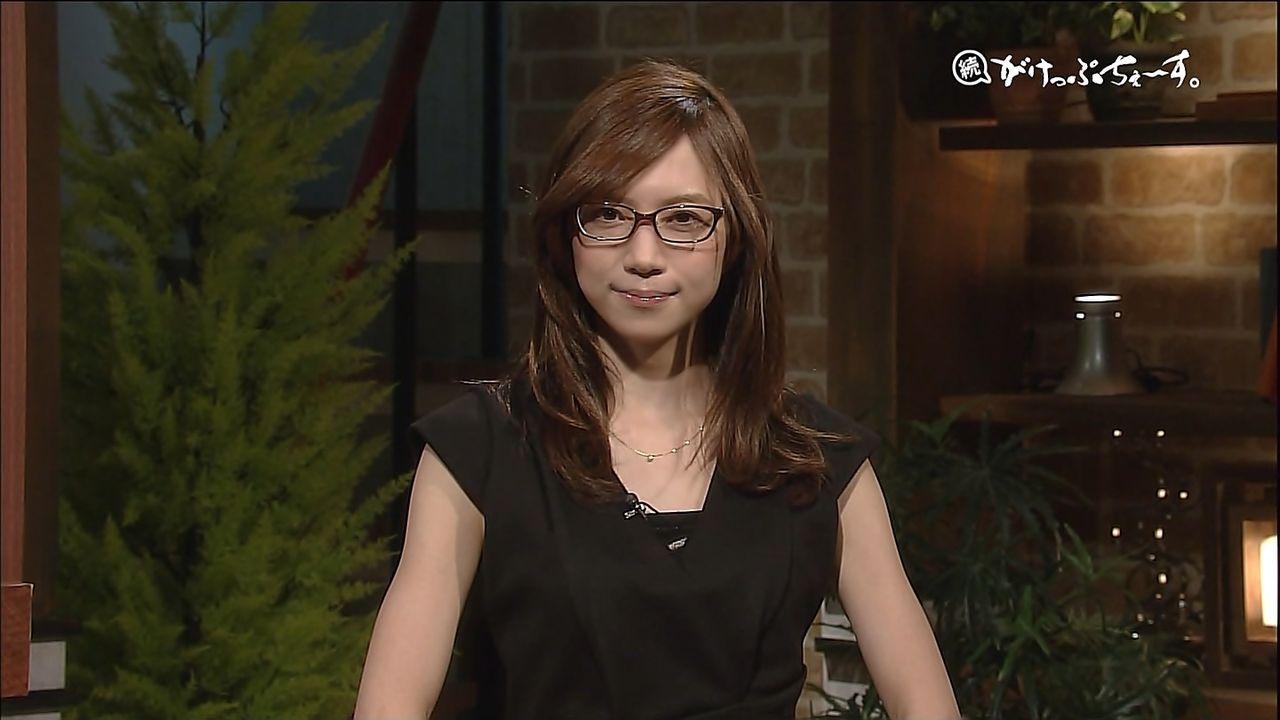 秋田放送の椿田恵理子アナ
