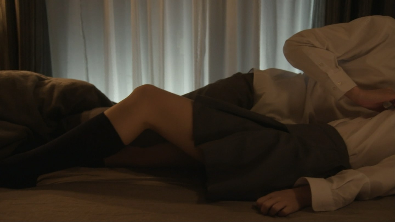 ドラマ「クズの本懐」、吉本実憂の濡れ場でのセックスシーン