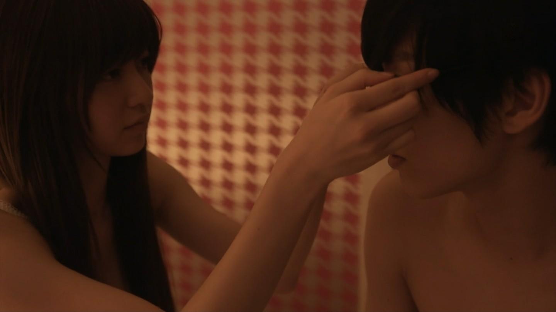ドラマ「クズの本懐」、逢沢りなの濡れ場でのセックスシーン