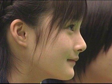 嗣永桃子の綺麗な横顔