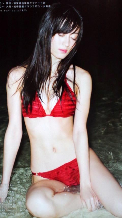 上西恵の写真集「21K」画像(上西恵の水着グラビア)