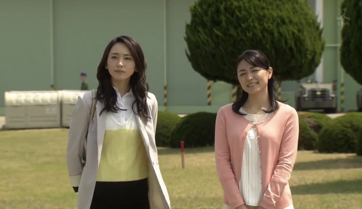 ドラマで共演した新垣結衣と川村ゆきえ