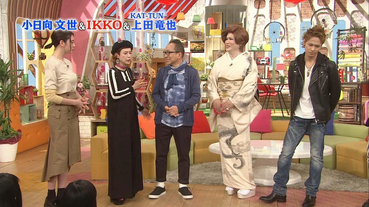 「メレンゲの気持ち」にニットで出演した三吉彩花の着衣巨乳