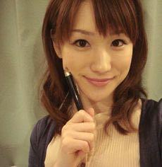 堂真理子アナの自撮り画像