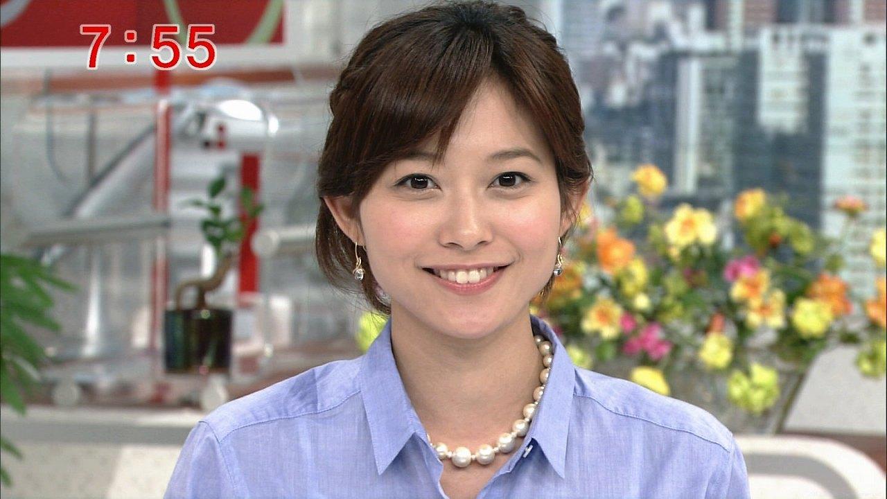 テレ朝の久冨慶子アナ