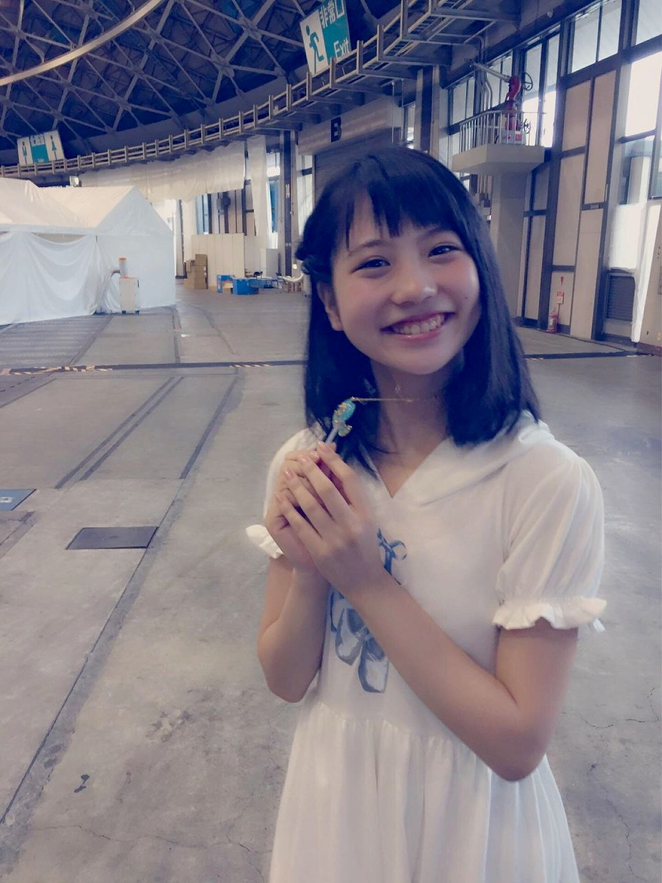 SKE48の小畑優奈