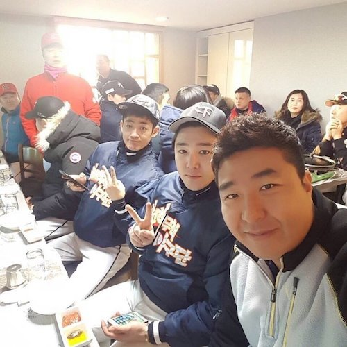 170212 feelcoach IG update with Kangin のコピー