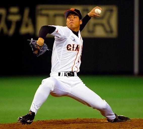 巨人 高木京介投手