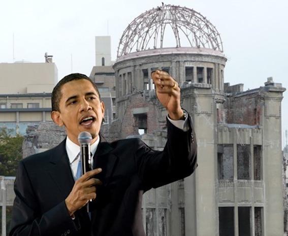 オバマ大統領が広島を訪問