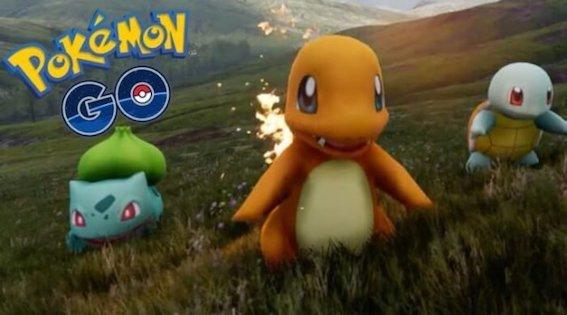 Pokémon GO 写真