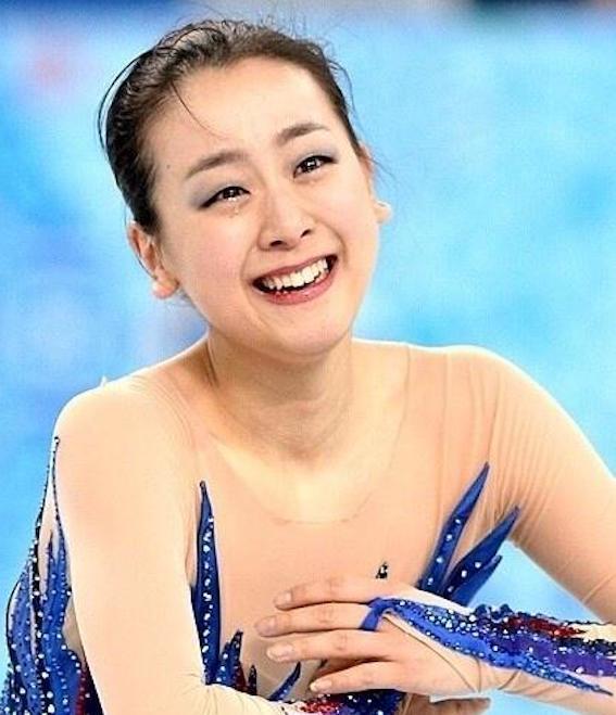 浅田真央 五輪シーズン