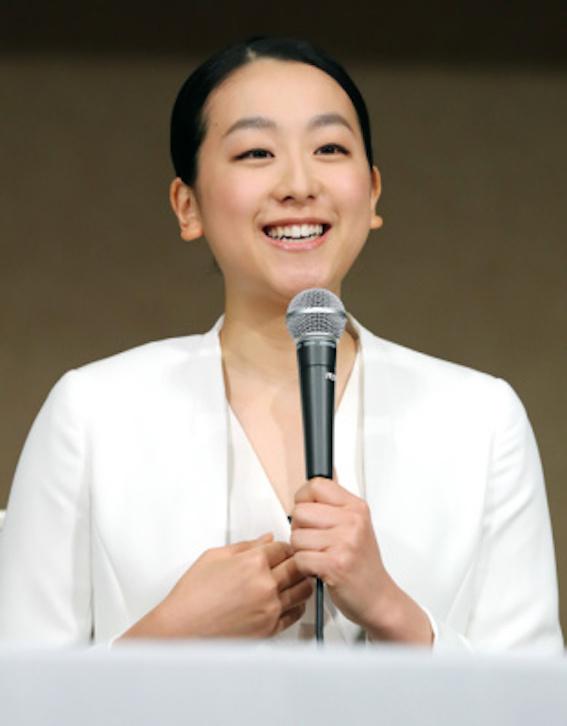 浅田真央 引退会見