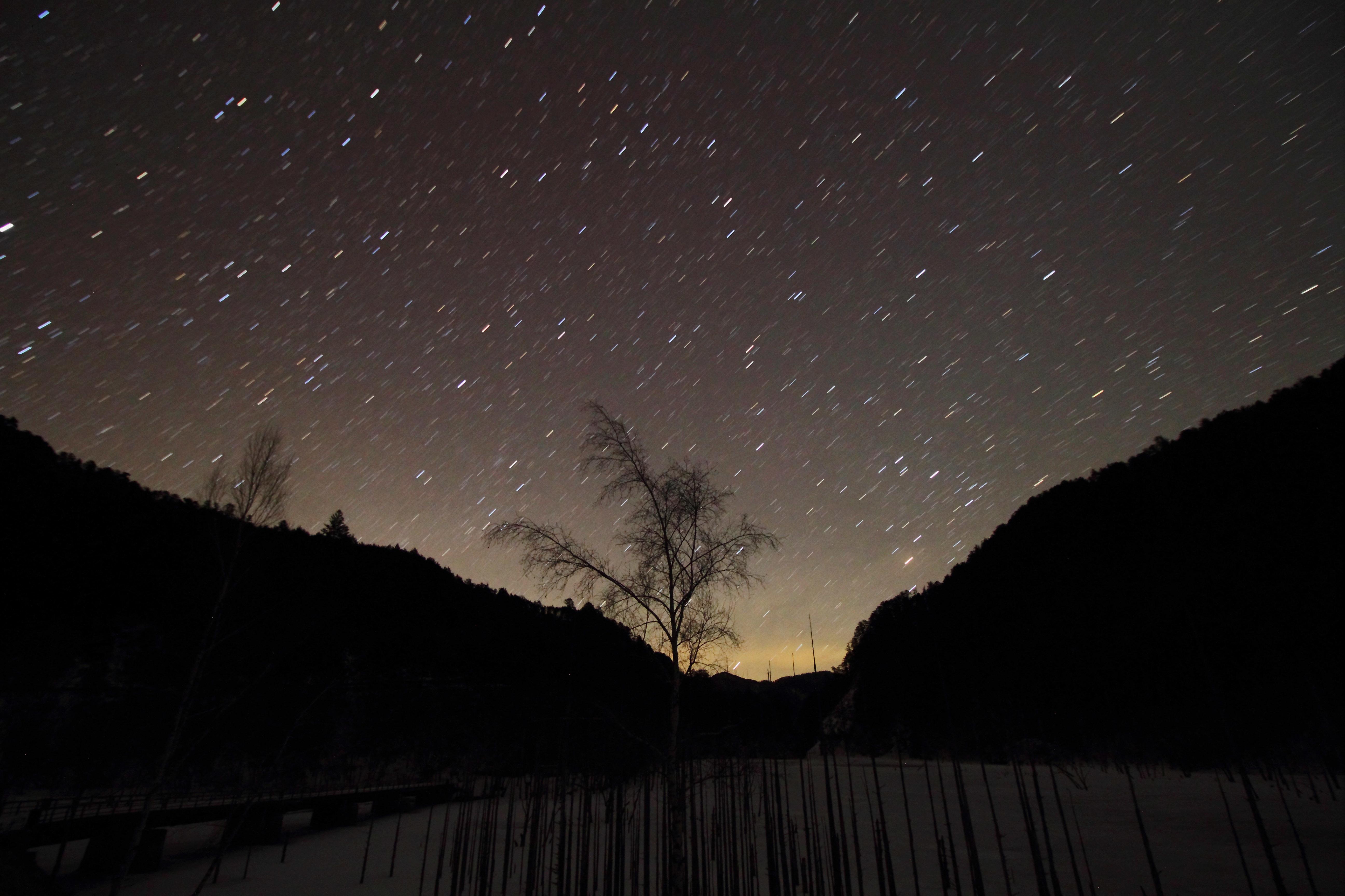 自然湖星4