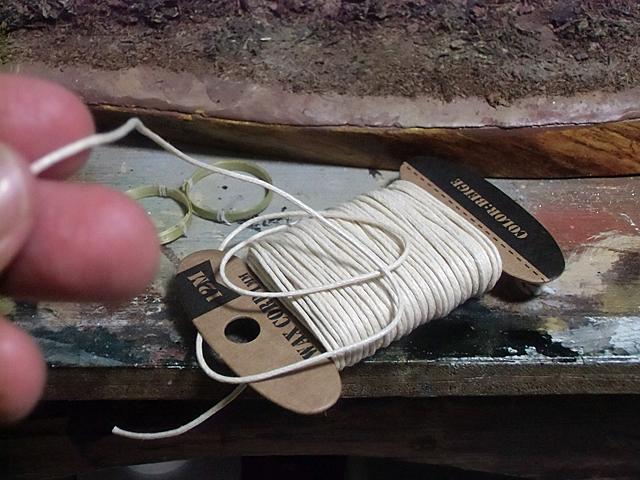 クラフト用の紙紐