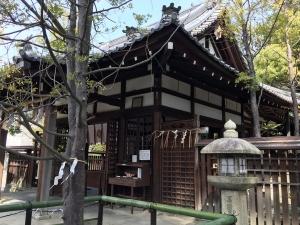 新熊野神社3p